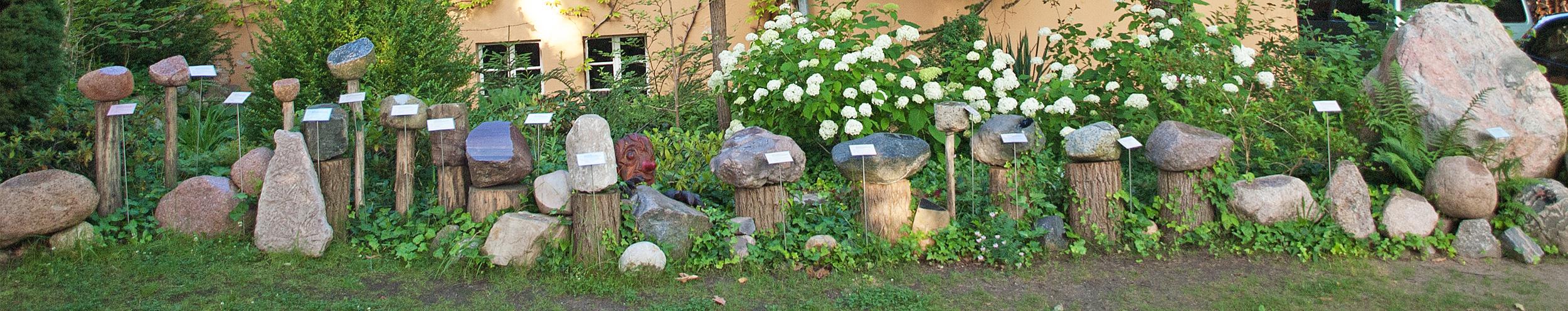 Waldsieversdorfer Geschiebegarten